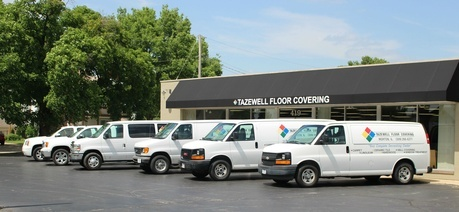 Tazewell Floor Coverings, Inc. New Trucks