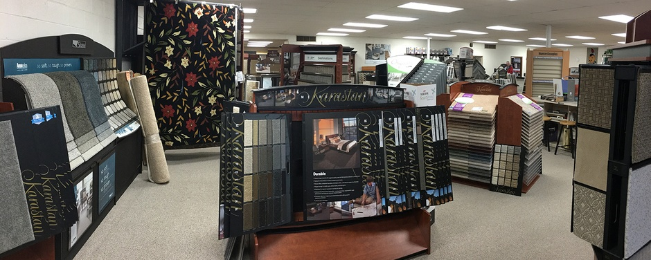 Tazewell Floor Coverings, Inc. Store Interior